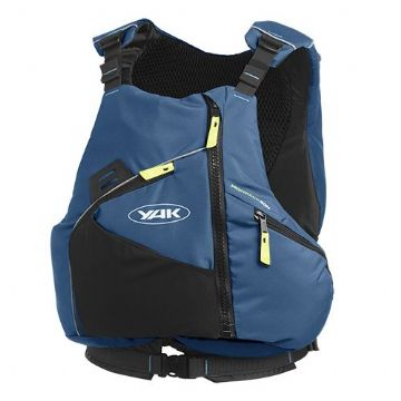 Yak High Back 60N Buoyancy Aid BLUE